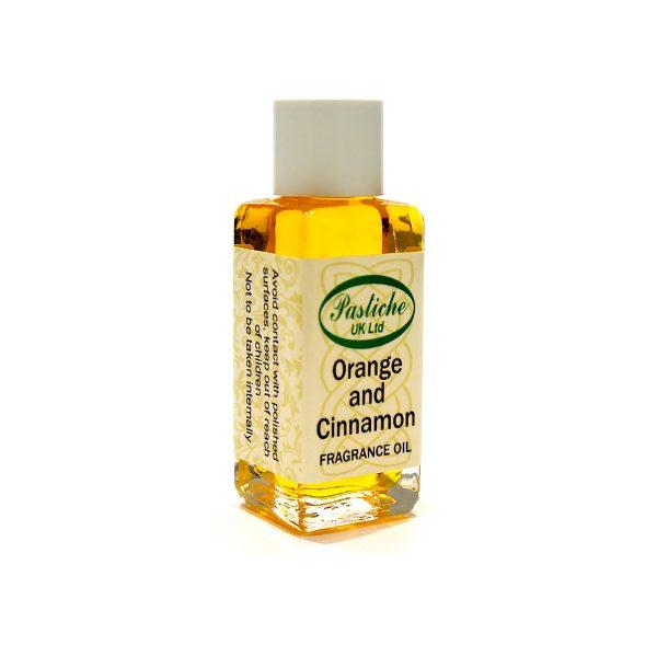 Orange and Cinnamon Fragrance Oils