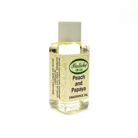 Peach and Papaya Fragrance Oils