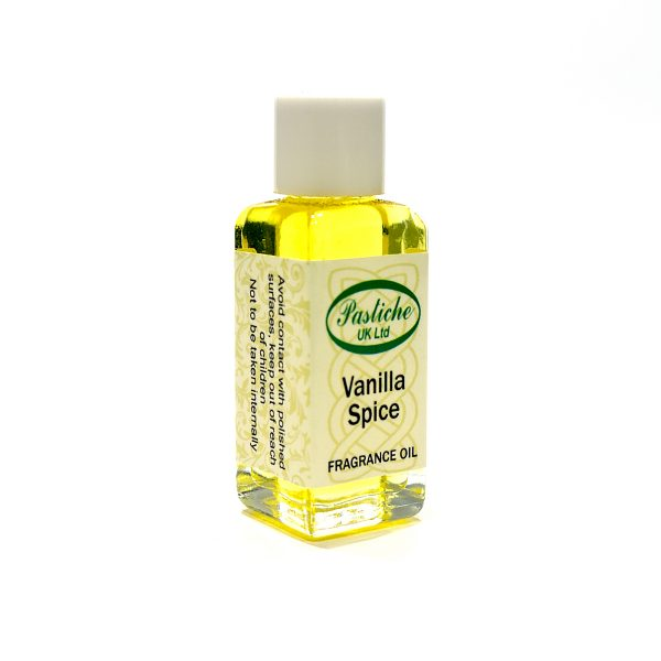 Vanilla Spice Fragrance Oils